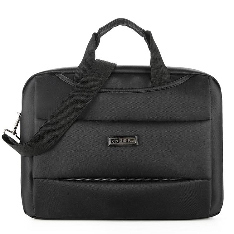 Waterproof Oxford Cloth 15.6 Inch Laptop Messenger