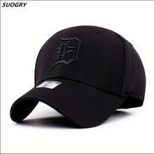 SUOGRY High Quality Baseball Cap Men Snapback Hats Caps Men Fitted Closed Full Cap Women Gorras Bone Male Trucker Hat Casquette