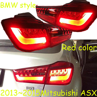 Mitsubish ASX Taillight SUV 2013 2016 Free Ship 4pcs Set ASX Rear Light Pajero Lancer Outlander