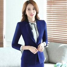 Plus Size Black Blazer Formal Women Korean Vintage Blazers Office Jackets  Spandex Notch Jaqueta Feminina Female Jacket P6C1199 3289fb09a42d