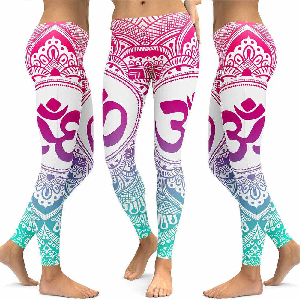 Wanita High Waist Yoga Kebugaran Legging Push Up Celana Ketat Gym Latihan Menjalankan Gym Peregangan Celana Olahraga Tight Slim Athletic Celana