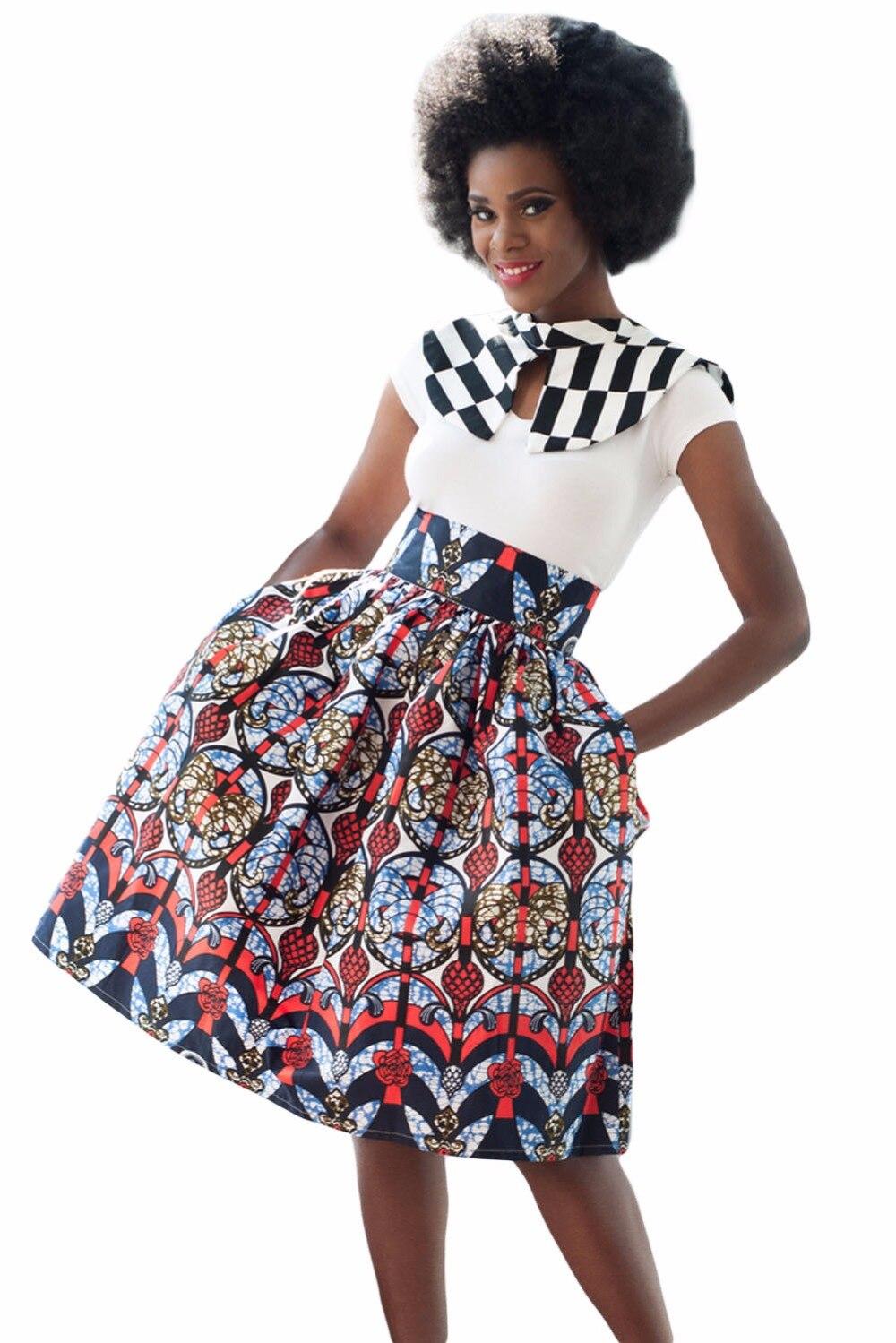 Popular African Print Skirt Buy Cheap African Print Skirt Lots From China African Print Skirt