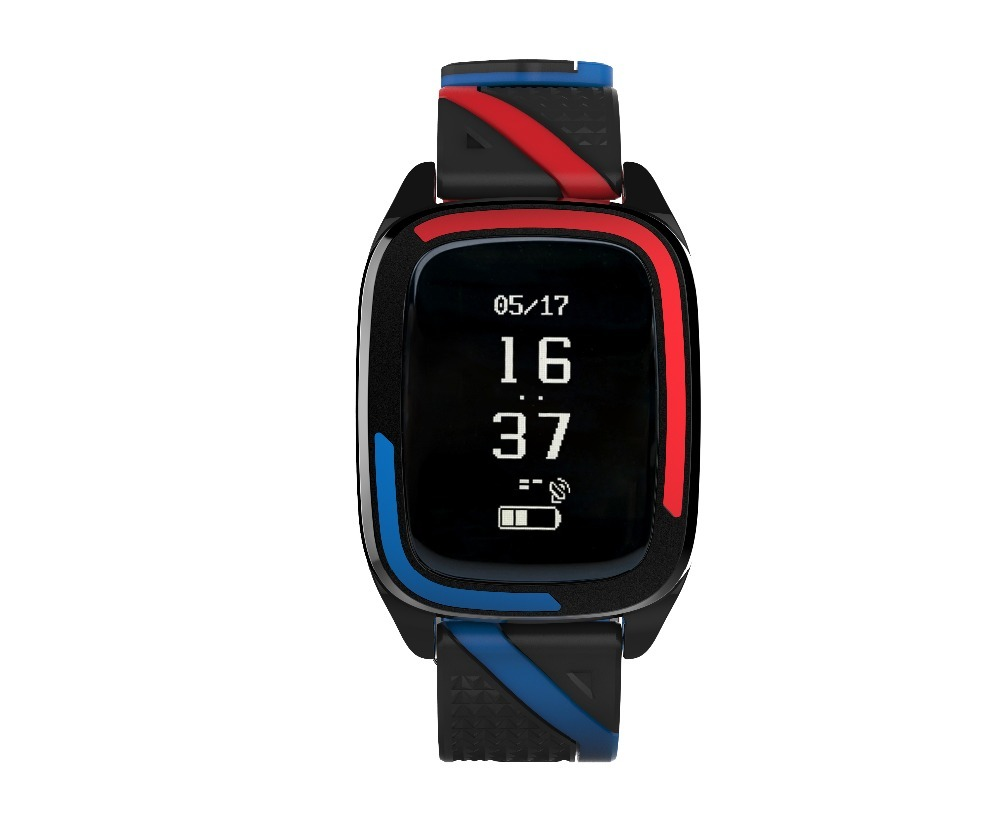 DB05 Smart watches blood pressure fitness tracker Heart rate monitor Smart  band IP68 Waterproof For iOS Android Gift Watch e9f7d47dd2eb