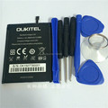 100% new original built-in battery OUKITEL U8  2850mAh Standby time is long Give disassemble tool