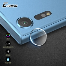 Back Camera Lens Screen Protector Protective Film Tempered Glass For Sony Xperia XZ1 XZS XA1 XA X XZ Premium Ultra Plus Compact