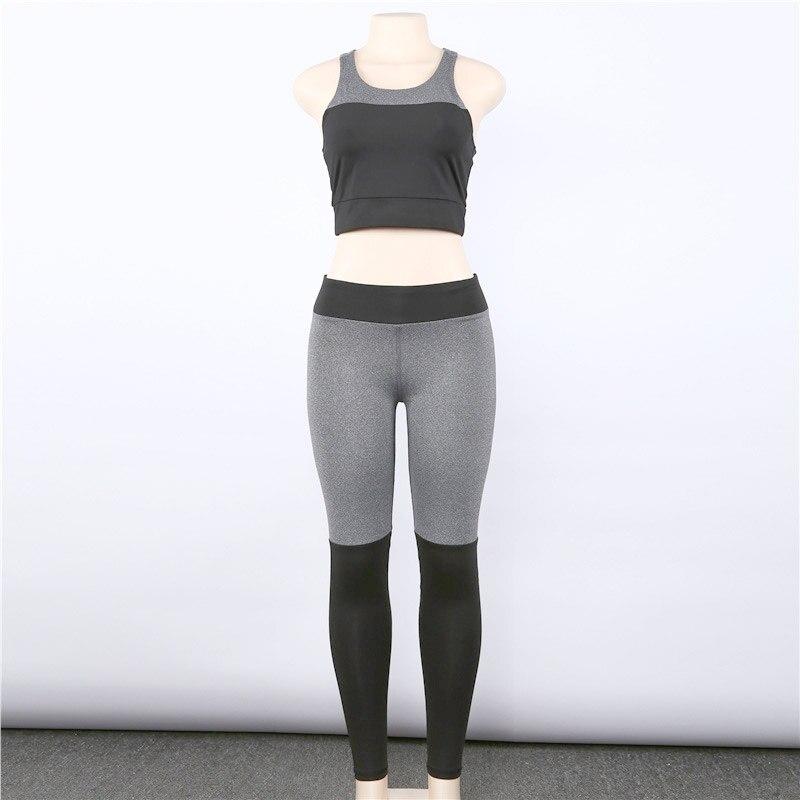 fitness, yoga, corrida, academia, sutiã e legging,