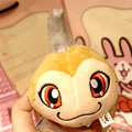 "[CHICCHIC] Digimon Adventure Digital Monster Tunomon 2"" Mini Plush Soft Toy Keychain Charm 16100510"