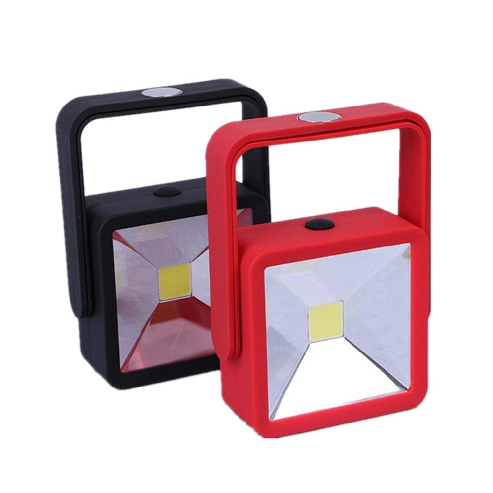 TAIYI पोर्टेबल एलईडी काम प्रकाश, बहु का उपयोग COB टॉर्च, 200 Lumens, कार की मरम्मत, ब्लैकआउट और आपातकाल के लिए