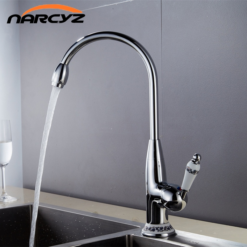 <b>Kitchen faucets</b> antique chrome <b>faucet</b> for <b>kitchen mixer tap</b> with ...