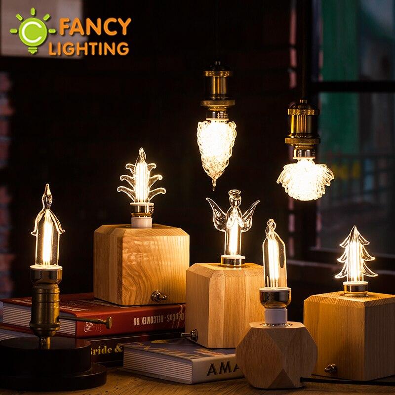 Led lamp E27/E14 decorative led light bulb 110V/220V bombillas led for home/living room/bedroom/celebration decor 3W led ampul