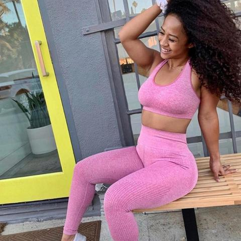 Seamless leggings women for doing exercise Fitness leggings for women leggings sportswear with high waist Push up Sexy leggings Lahore