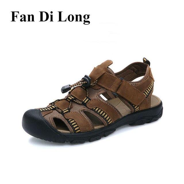 huge discount f9da7 f7a4e Sandalias De Los Hombres Zapatillas Impermeables Respirables De Verano  Beach Shoes ZBuMPtdzD