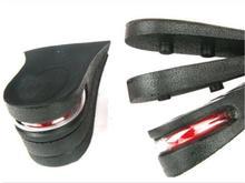 """3 Couche Hommes et Femmes 6 cm (2.5 """") Augmenter Mi-hauteur de la Semelle, ergonomique Conception Taller Chaussures Pad W06"""