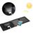 5 v 5 w portátil painel solar dobrável carregador solar do telefone/tablet/carregador de bateria power bank para iphone ipad sumsung ao ar livre