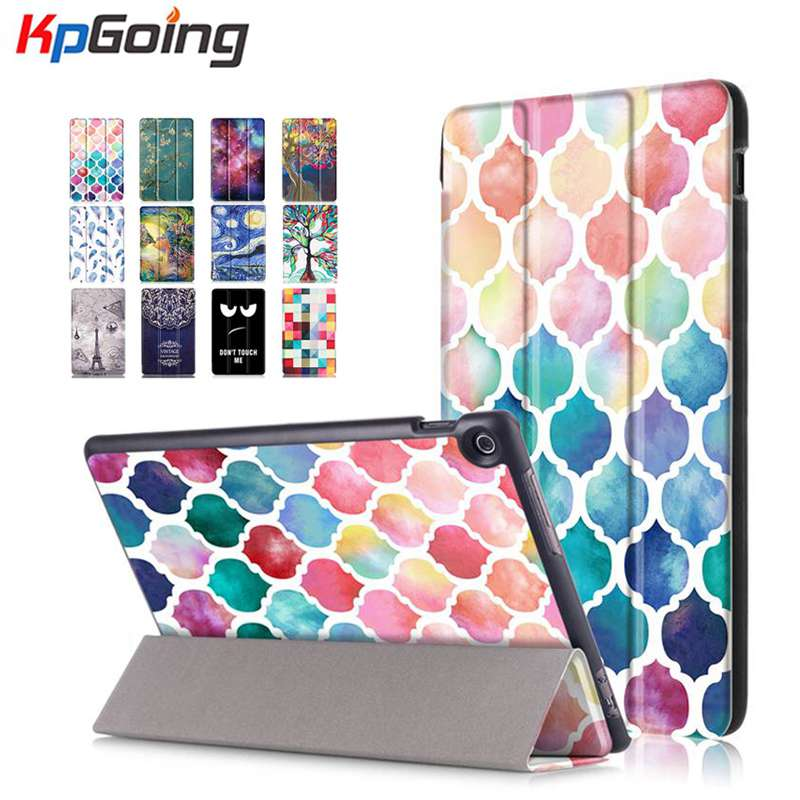 KpGoing Cover Case for ASUS Zenpad 10 Z301MFL Z301ML Z301 10.1 Tablet(2017 New Release) With Triangle Stand Magnetic Cover case for asus zenpad 8 0 z580 z580c z580ca magnet slim smart cover stand casefor asus zenpad z580 z580c z580ca tablet case cover