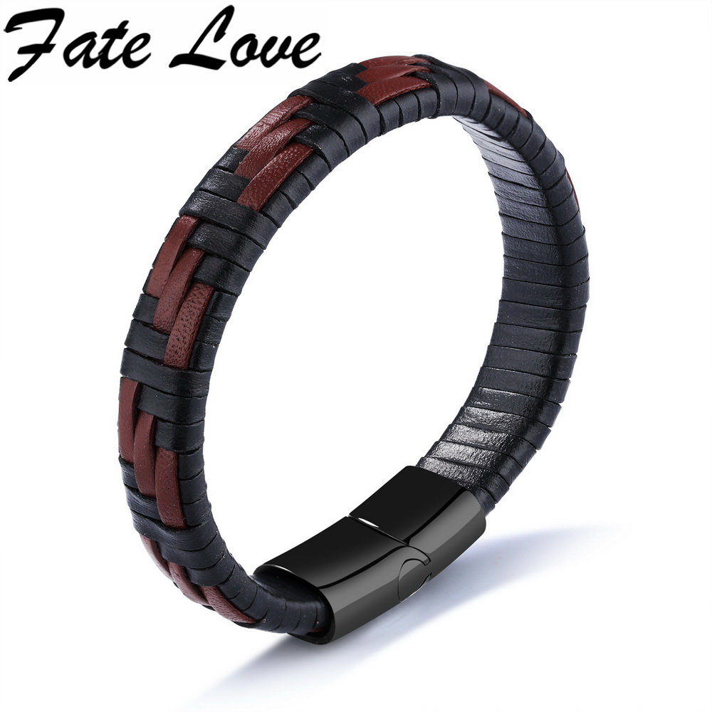 Fate Love Weaved Leather...