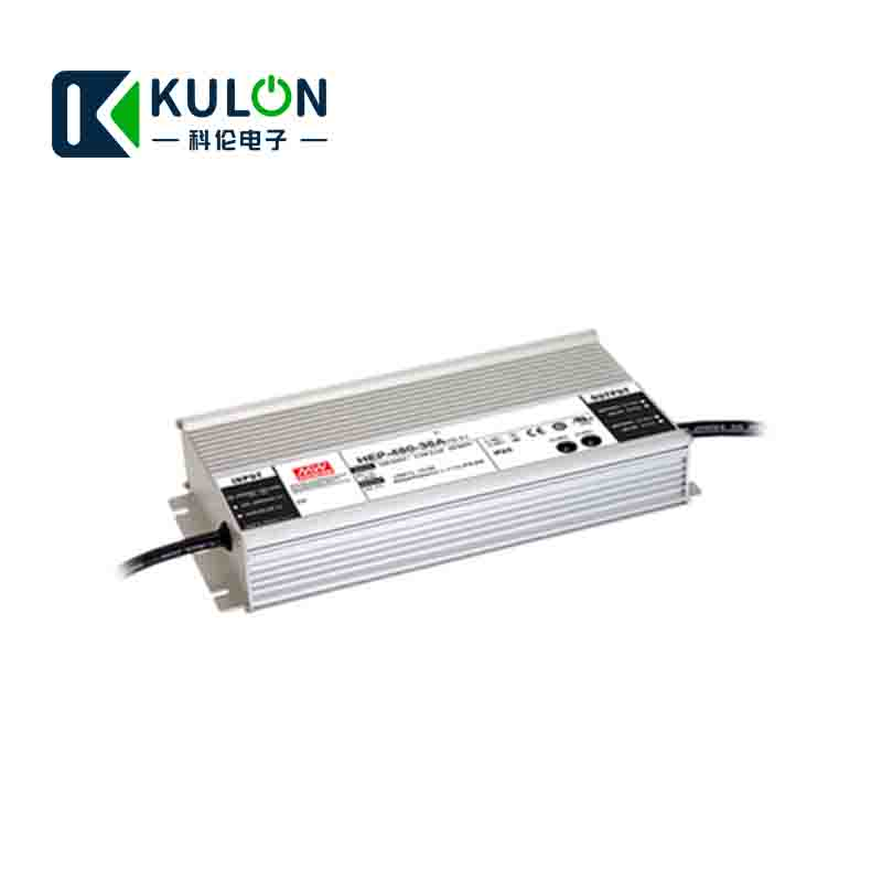 MEANWELL HEP-480-48A alimentatore ad alta efficienza 480 W 48 V 10A sigillato fanless di tipo standardMEANWELL HEP-480-48A alimentatore ad alta efficienza 480 W 48 V 10A sigillato fanless di tipo standard