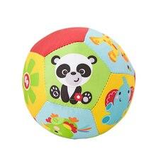 Baby Toys Животных Мяч Мягкие Шары Игрушки Детские Погремушки младенческая Детей Бодибилдинг Мяч Для 0-12 Месяцев-BYC100 PT20