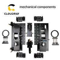 Ganze set mechanische komponenten für DIY große format CO2 laser schneiden und gravieren maschine 1318 1325 1518 1525 1820 1825 2030