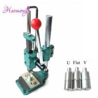 Hair keratin extensions machine Nail U Flat V tip hair making machine pre bonded hair extension machine 3 different head