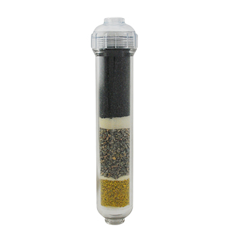 Alkaline Water Filter Cartridge for RO system Post filter Activated Carbon & Mineral & KDF55 IALK-301