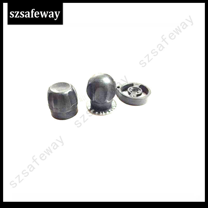One Sets Two Way Radio Channel Knobs And Volume Knobs For Motorola XTS2250 XTS2500 Two Way Radio
