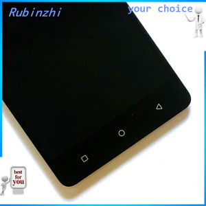 Image 4 - RUBINZHI With Tape Tools For Prestigio Grace R5 LTE PSP5552 DUO PSP 5552 LCD Display Screen With Touch Screen Assembly