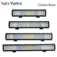 SufeMotec 5D 150W 180W 210W 240W LED Work Light Bar For Tractor Boat OffRoad 4WD 4x4