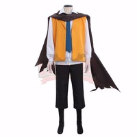 Servamp Hyde Greed Cosplay Costume Outfit Halloween Adult Costume Custom Made