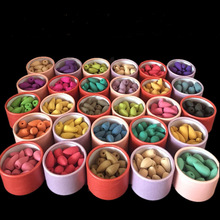 25Pcs/Box Bullet Head Backflow Incense Regulating Emotion Use In The Home Office Teahouse