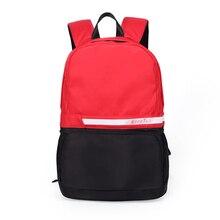 Kangrow модные школьные сумки в красный и черный Для женщин Рюкзаки Для женщин Повседневное Daypacks школа рюкзак для Обувь для девочек