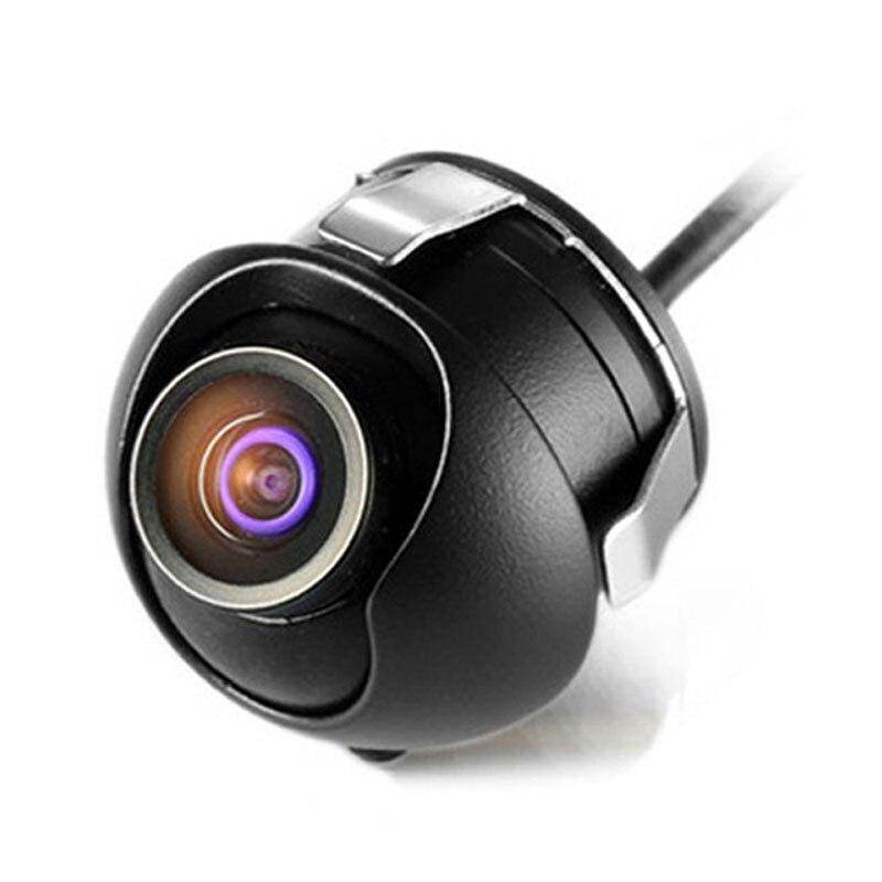 Заводская Акция CCD HD ночное видение 360 градусов для автомобиля камера заднего вида фронтальная камера вид спереди боковая камера заднего вида - Название цвета: 360 Rearview