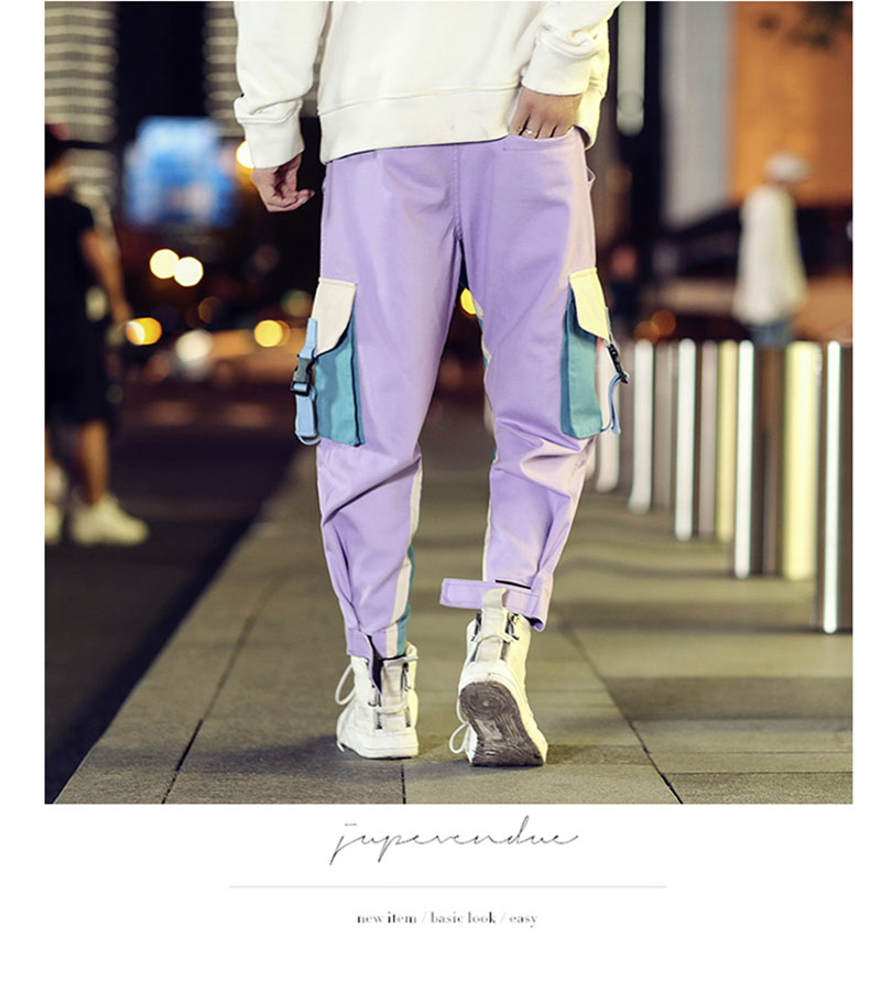 Cool Cargo Pants Men Casual Hip Hop Fashion (21)