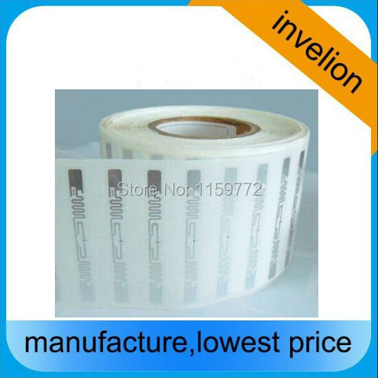 902 928MHz 96 Bits Uhf Rfid Adhesive Tag Alien H3 Chip 5 15m Long Range Passive Paper Tags IEC 18000 6 C Label In Access Control Cards From