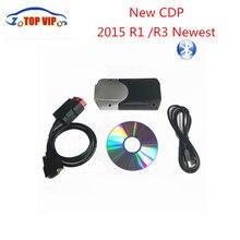 20pcs/lot DHL free!! New CDP 2015.3 Keygen tcs cdp pro with NEC Relays new vci bluetooth cdp pro mvd Auto Car Diagnostic Tool
