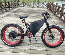 New Powerful 72V 5000W Fat Tire Electric bike Electric Mountain Bike Electric bicycle Electric Motorcycle Bike