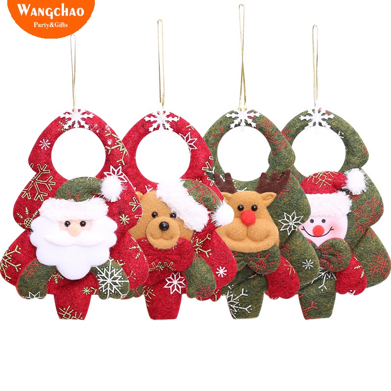 Santa Claus Christmas For Home Decorations Ornaments Tree Xmas Deals