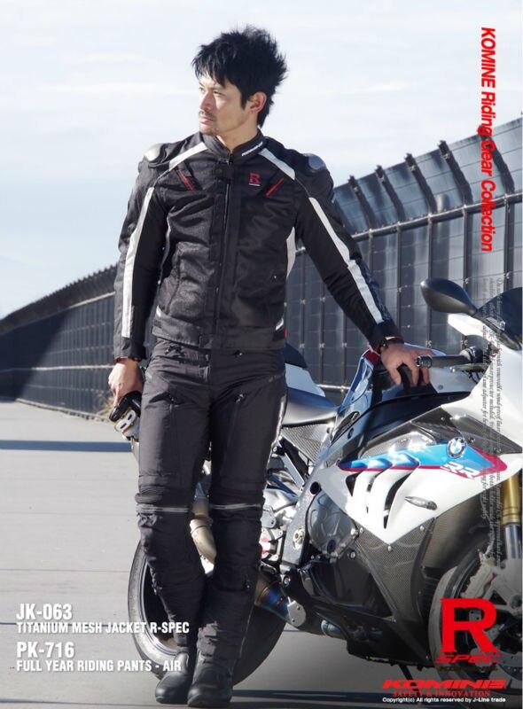 Новое прибытие гонки износ Верховного титана сетки куртка ,лето куртка JK с 063 титана сетки куртка Р-спецификаций