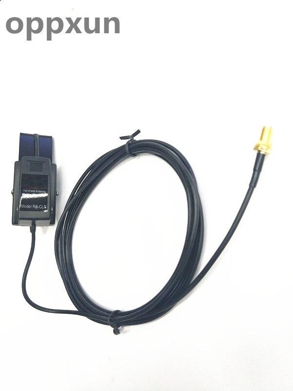 oppxun FOR Nagoya 3M Window Mount Clip Radio Antenna Mounting Bracket RB-CLP SMA-F for BaoFeng UV-5R GT-3 UV-82 BF-888S H777