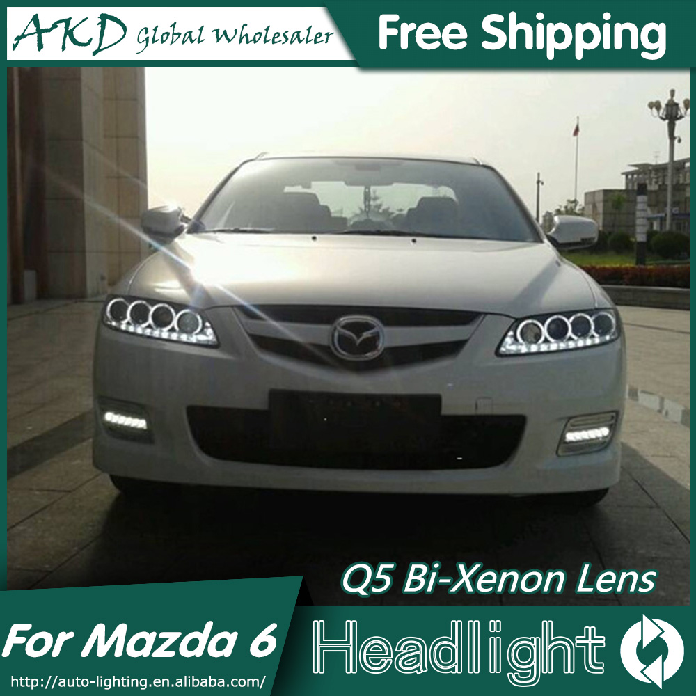 headlight halogen mazda dp unit passenger replacement side