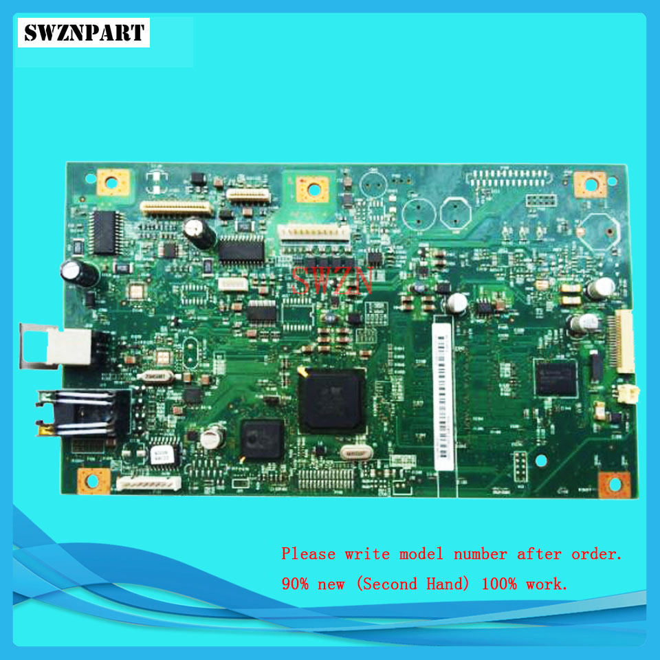 FORMATTER PCA ASSY Formatter Board logic Main Board MainBoard mother board for HP M1522N 1522N CC396-60001 аксессуар makita p 33037