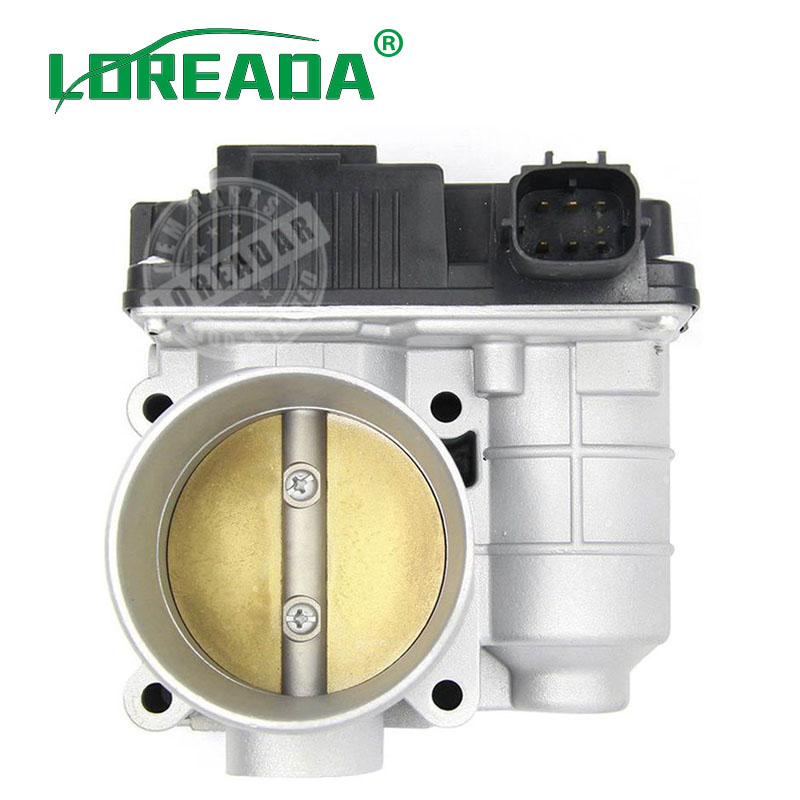 60MM Throttle body OE SERA576-01 for Nissan Primera Sentra 2.5L 16119-AE010 16119-AE011 16119-AE013 16119-AE01A 16119-AE01B цена