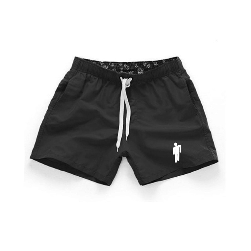 Billie Eilish Men Beach Short Brand Printing Casual Shorts Men Fashion Style Mens Just Break It Shorts Bermuda Beach Plus  3XL