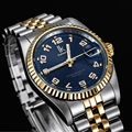 Mens Watches Top Brand Luxury Golden Men Automatic Skeleton Watch Mens Sport Watch Designer Fashion Casual Clock Men