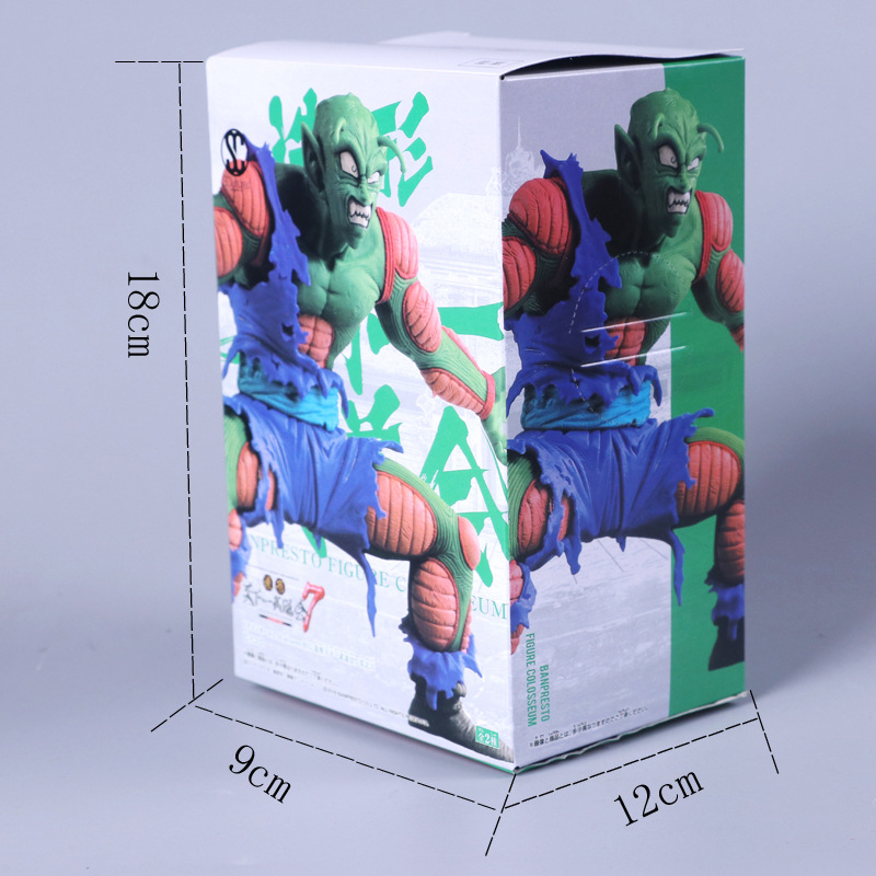 Dragon Ball Z Piccolo Action Figure Collection Model Toy 13cm