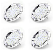освещения шт./лот AR111 лампочки