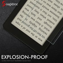 Soaptree Tempered Glass For Amazon Fire HD 10(universal)  kindle HDX 7 7.0 Kindle Paperwhite 1.2.3 Tablet Screen Protectors Flim