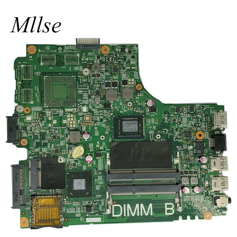Free Shipping 0PTNPF PTNPF For DELL INSPIRON 2421 3421 5421 Laptop Motherboard 12204-1 1017U Tested