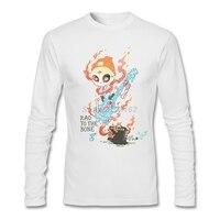 Короткий покрой Формальные Рубашки для мальчиков сайтов человек череп Гитары Рубашки для мальчиков RAD to the Bone персонализированные Мужские Ф...