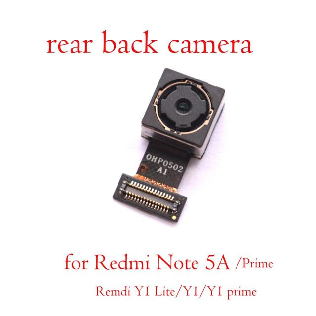 Новая Оригинальная задняя камера для Xiaomi Redmi Note 5A /Prime Redmi Y1 /Y1 lite/Y1 prime